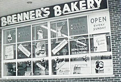 Brenners Bakery, Columbia Pike