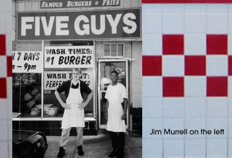 Five Guys, Columbia Pike