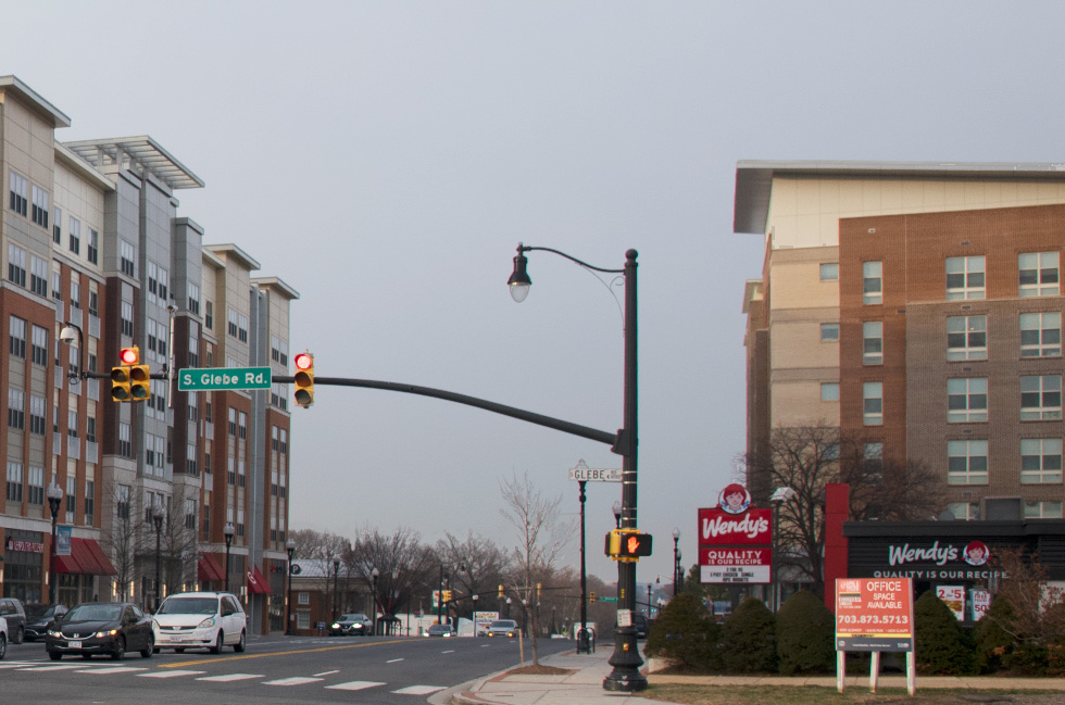 Pike 3400, Columbia Pike & Glebe Road