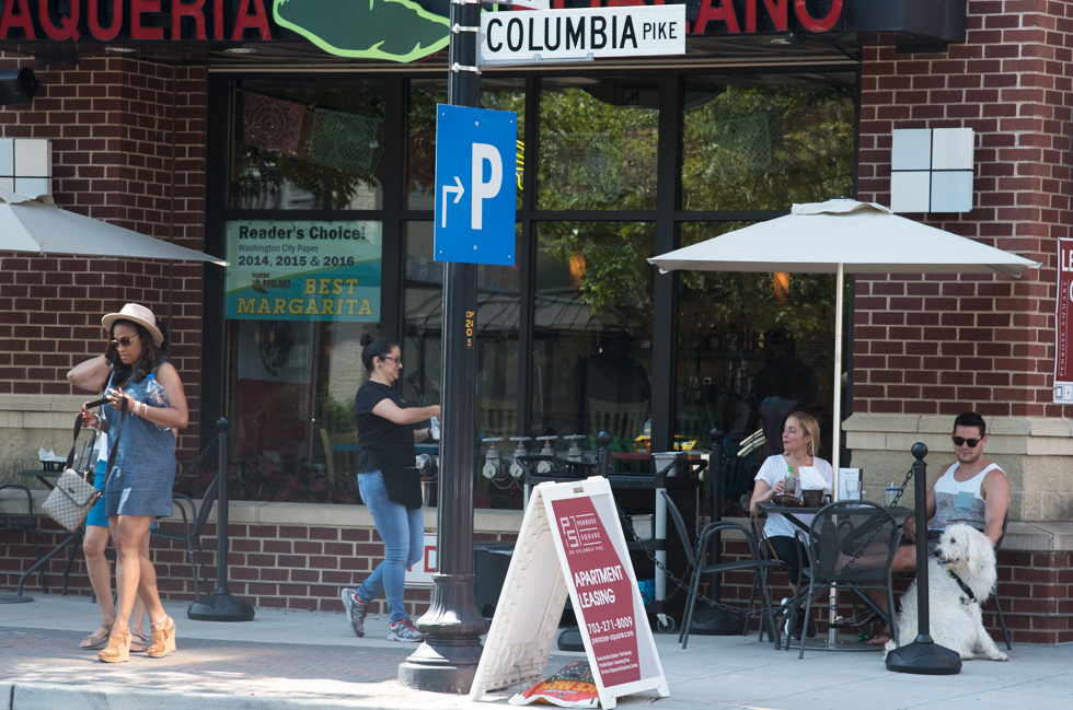 Penrose Square, Columbia Pike
