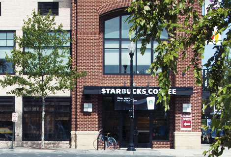 Starbucks Penrose Square, Columbia Pike