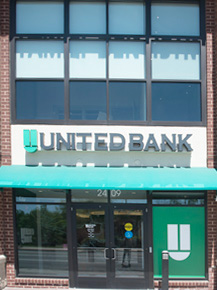 United Bank, Penrose Square